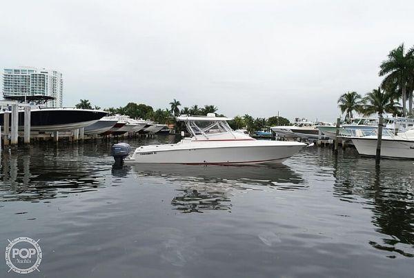 Used Contender 36 Fish Around Walkaround Fishing Boat For Sale