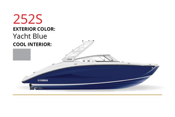New Yamaha Boats 252S Jet Boat For Sale