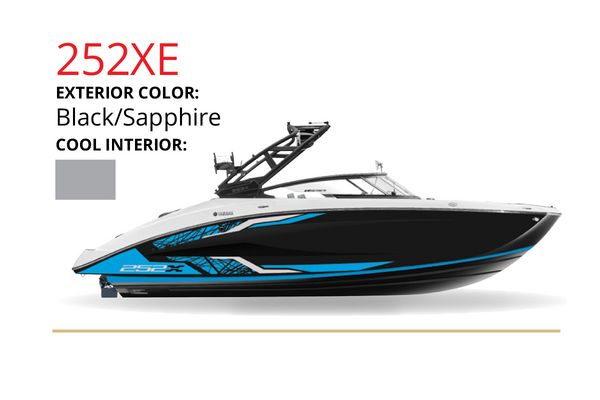 New Yamaha Boats 252XE Jet Boat For Sale