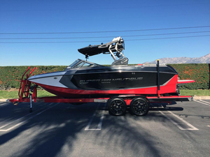 New Nautique Super Air Nautique G21 Coastal Ski and Wakeboard Boat For Sale