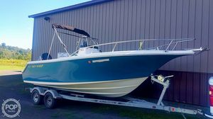 Used Key West 225 CC Bluewater Center Console Fishing Boat For Sale