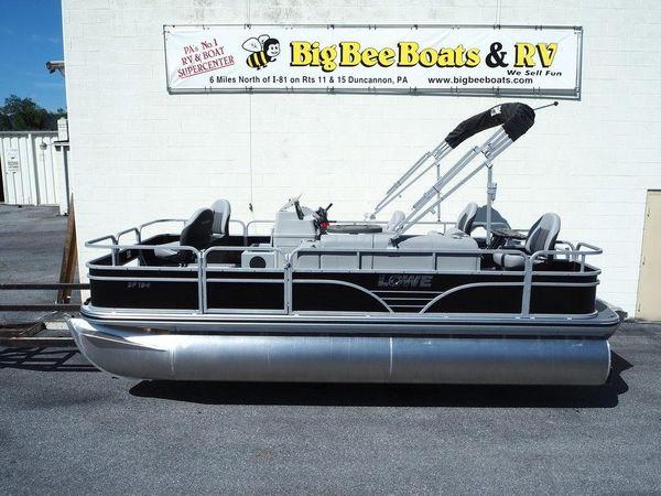 New Lowe Sf194 Pontoon Boat For Sale