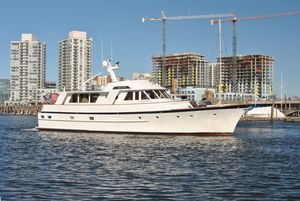 Used Stephens Classic Motor Yacht For Sale