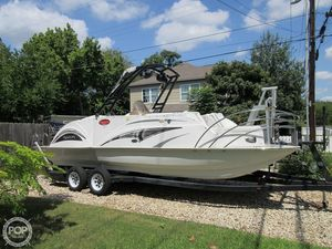 Used Caravelle Razor 238PF Pontoon Boat For Sale