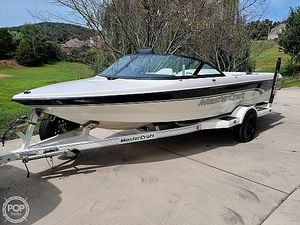 Used Mastercraft PROSTAR 190 Ski and Wakeboard Boat For Sale