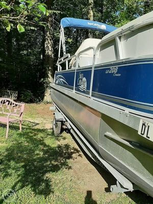 Used G3 Suncatcher 208 LV Cruise Pontoon Boat For Sale