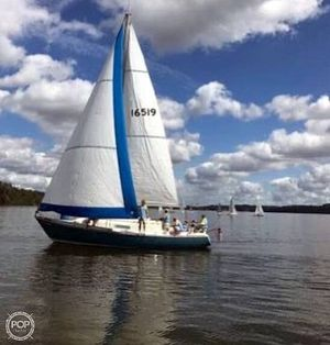 Used C & C Yachts MKI 35 Sloop Sailboat For Sale