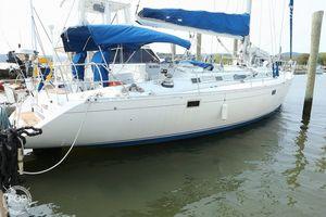 Used Beneteau Oceanis 500 Sloop Sailboat For Sale