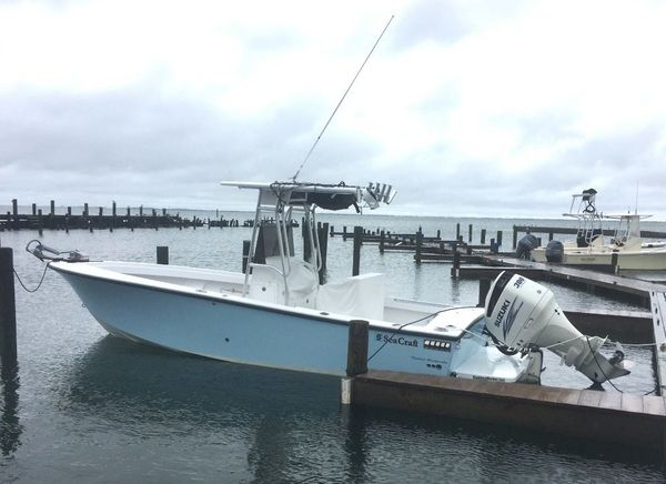 Used Sea Craft 23 Center Console Fishing Boat For Sale