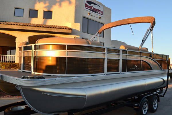 New Bennington 22 SSLX Pontoon Boat For Sale