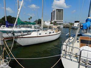 Used Tartan 34C Sloop Sailboat For Sale