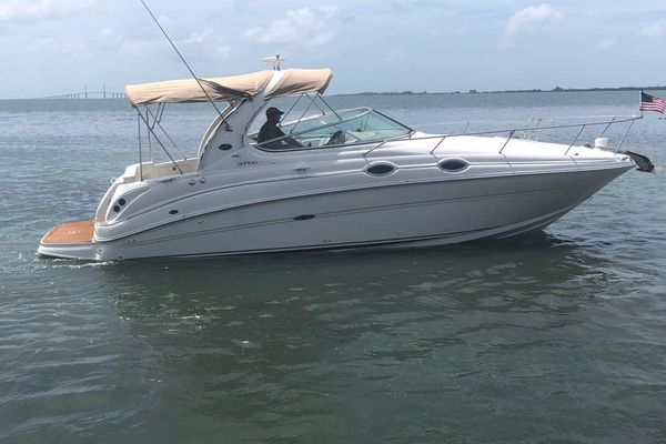 Used Sea Ray 280 DA Express Cruiser Boat For Sale