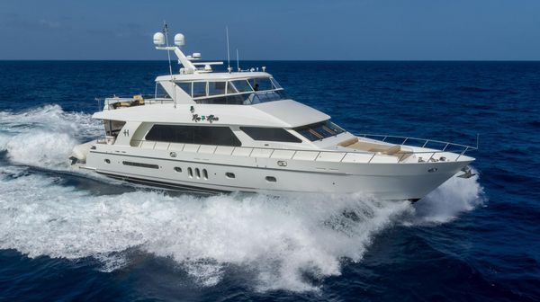 Used Hargrave Hard Top Open Motor Yacht For Sale