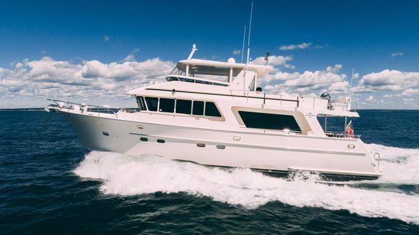 Used Hampton Motor Yacht For Sale