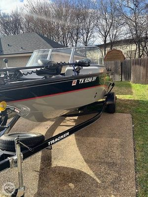 Used Tracker Pro V Guide 175 Wt Aluminum Fishing Boat For Sale
