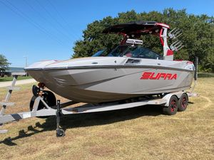 New Supra SA 575 Ski and Wakeboard Boat For Sale