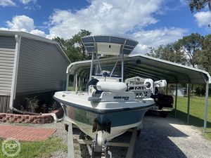Used Century 2202 Bay Boat For Sale