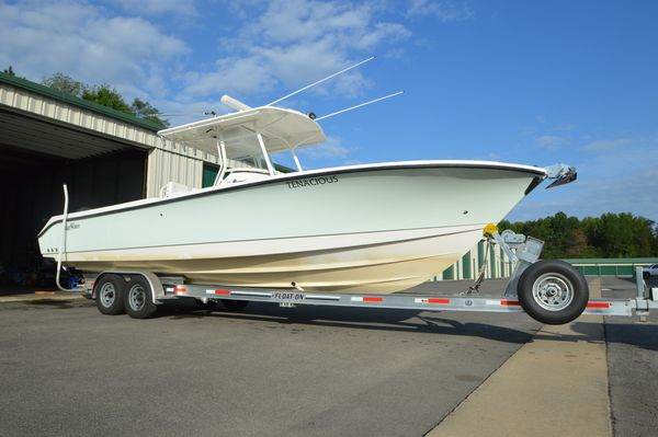 Used Edgewater 318 CC Center Console Fishing Boat For Sale