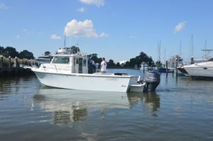Used Parker 2820 XLD Pilothouse Boat For Sale