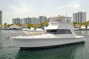 Used Riviera 43 Convertible Fishing Boat For Sale
