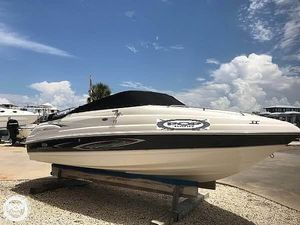 Used Chaparral 215 SSi Walkaround Fishing Boat For Sale