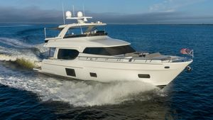 Used Ocean Alexander 70e Motor Yacht For Sale