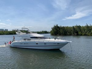 Used Cranchi Atlantique Flybridge Boat For Sale