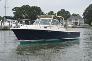 Used Hunt Yachts 25 Surf Hunter Express Cruiser Boat For Sale