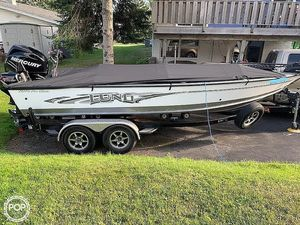 Used Lund Pro Guide 2075 Aluminum Fishing Boat For Sale