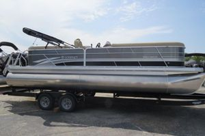 New Godfrey SW 2486 SB TT-27 Pontoon Boat For Sale