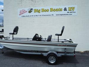 New Lowe Legacy 18 Bass Boat For Sale