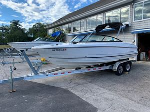 Used Monterey 224FS Express Cruiser Boat For Sale