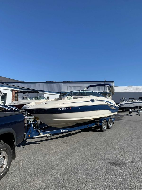 Used Sea Ray 240 Sundeck Express Cruiser Boat For Sale