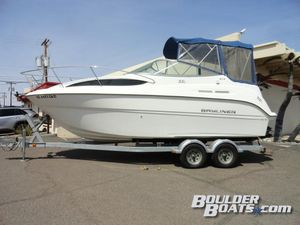 Used Bayliner 245 Sunbridge Power Cruiser Boat For Sale