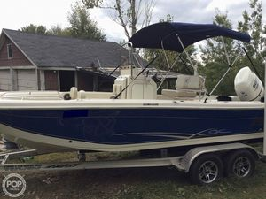 Used Carolina Skiff 21 Ultra-Elite Center Console Fishing Boat For Sale