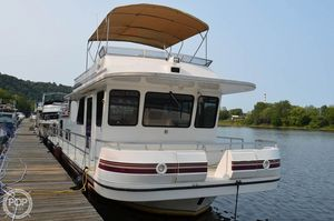 Used Gibson 47 Classic House Boat For Sale