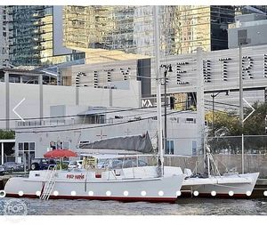 Used Suncoast 52.5 Custom Catamaran Sailboat For Sale