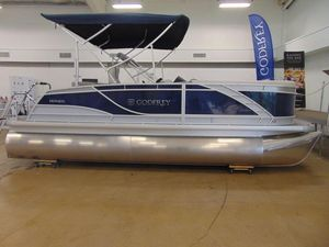 New Godfrey Monaco 215 C 27 in. Pontoon Boat For Sale
