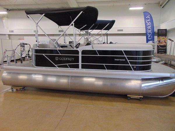 New Godfrey SW 2086 CX Pontoon Boat For Sale