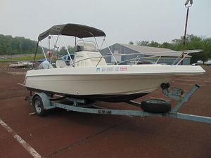 Used Wellcraft 190 Fisherman Center Console Fishing Boat For Sale