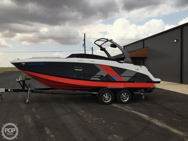 Used Four Winns HD 240 Bowrider Boat For Sale
