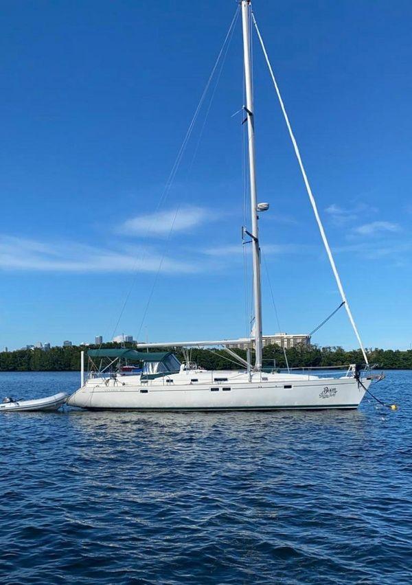 Used Beneteau Oceanis 461 Cruiser Sailboat For Sale