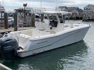 Used World Cat 280 CC-X Catamaran Boat For Sale