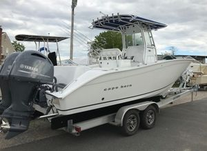 Used Cape Horn 27OS Center Console Fishing Boat For Sale