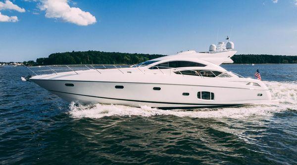 Used Sunseeker Motor Yacht For Sale