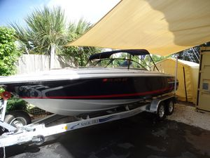 Used Chris-Craft Lancer 22 Rumble Cruiser Boat For Sale