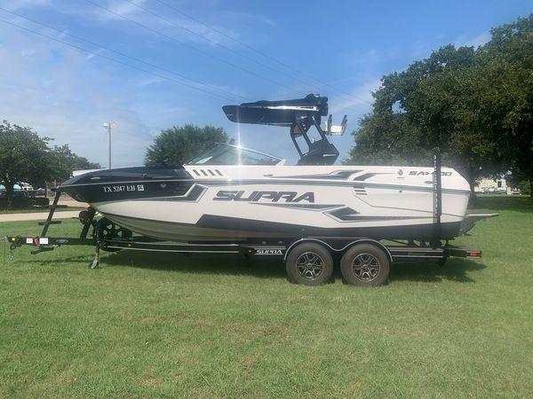 Used Supra SA 450 Ski and Wakeboard Boat For Sale