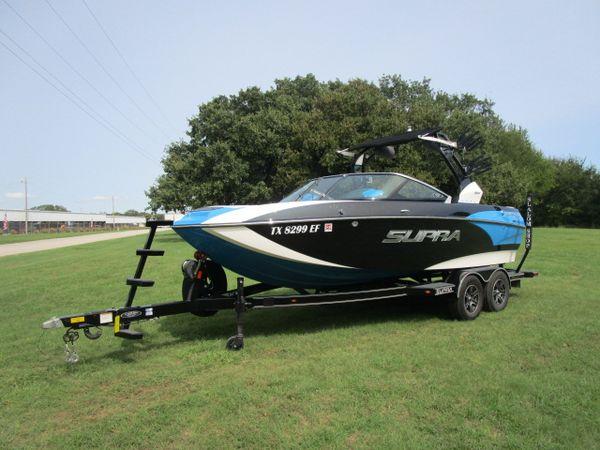 Used Supra SR Ski and Wakeboard Boat For Sale