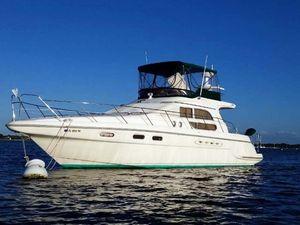 Used Sealine 420 Statesman Motor Yacht For Sale