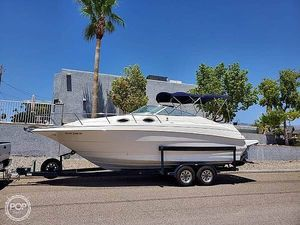 Used Monterey Cruisers 262 Express Cruiser Boat For Sale